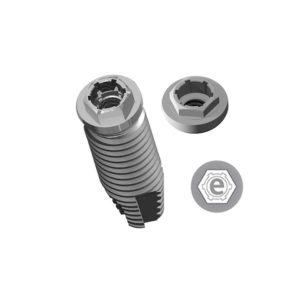 ImplantBone – Plataforma 4.1 mm – Cuerpo 3.25 mm
